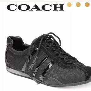 Coach Ramona Sneakers In black